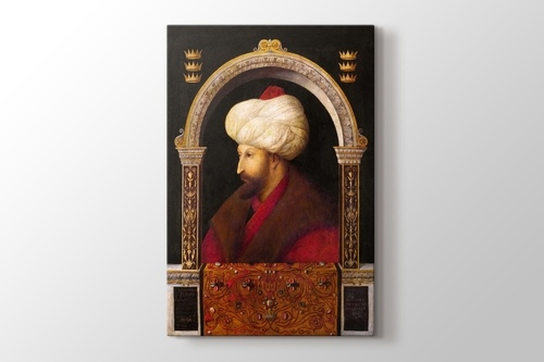 Picture of Fatih Sultan Mehmet