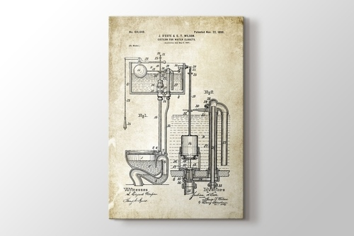 Picture of 01 Water Closet Patent