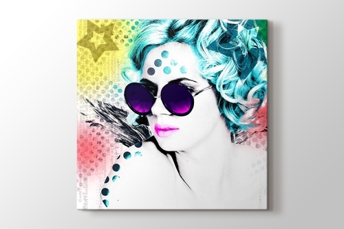 Picture of Pop Art Girl