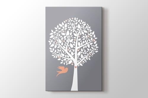 Picture of Bird Love Tree