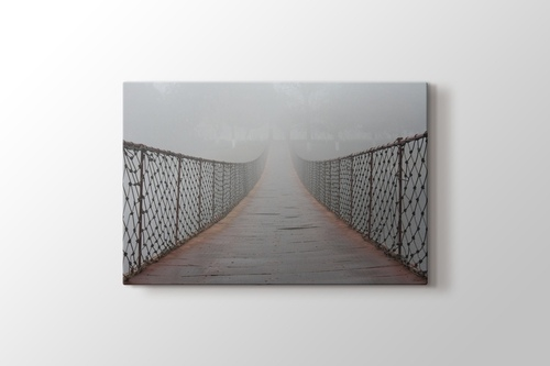 Picture of Foggy Bridge