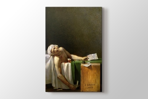 Picture of The Death of Marat