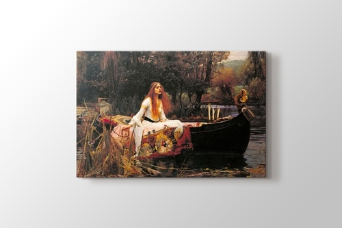 Picture of The Lady of Shalott