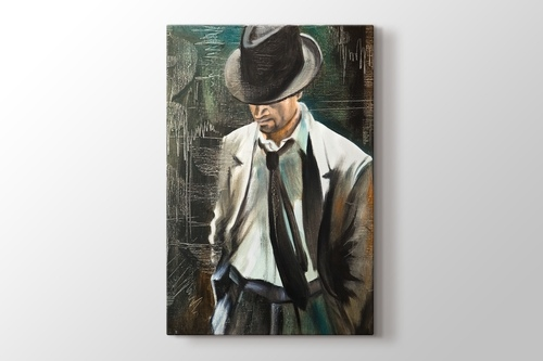 Picture of Man with Hat