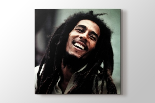 Picture of Bob Marley - Smile