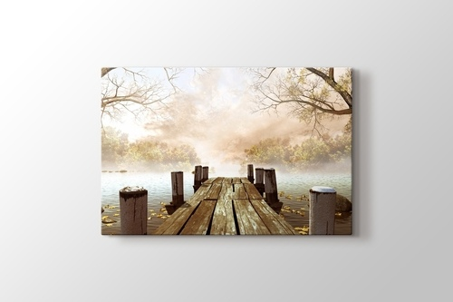 Picture of Autumn Pier