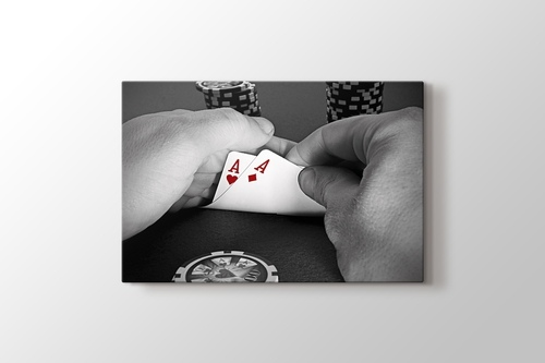 Picture of Pair of Aces