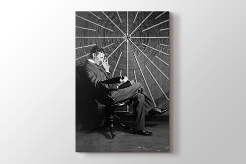 Picture of Nicola Tesla