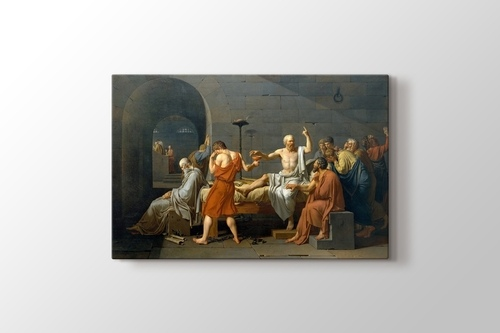Picture of The Death of Socrates